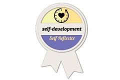 Badges: Self Reflector