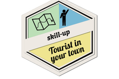 Badges: Tourist in your own Town