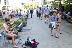 Experiences: People Watching in Public Spaces