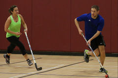 Experiences: Learn about floor hockey