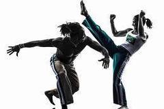 Experiences: Capoeira: level 2