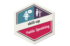 Badges: Public Speaking