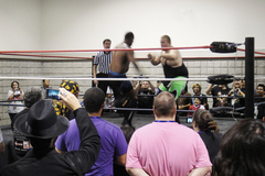 Experiences: Check out a Pro Wrestling Show
