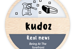 Badges: Real News: Being At The Forefront