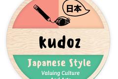 Badges: Japanese Style