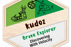Badges: Brave Explorer: Discovering With Velocity