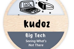Badges: Big Tech: Seeing What's Not There