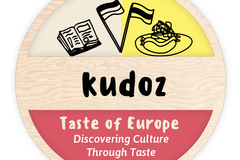 Badges: Taste of Europe: Discovering Culture Through Taste