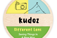 Badges: Different Lens: Seeing Things In A New Way