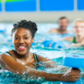 Experiences: Aquafit: Too fit to quit!