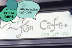 Experiences: Reflection Café in Vancouver
