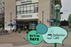 Experiences: Reflection Café in Burnaby (Waves Coffee House - Edmonds)