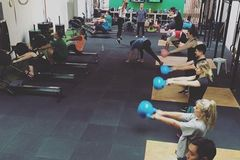 Experiences: Try a Workout at CrossFit Uncivilized!