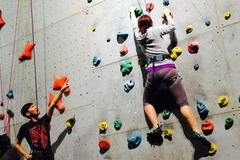 Experiences: Feel the Wall: Rock Climbing!